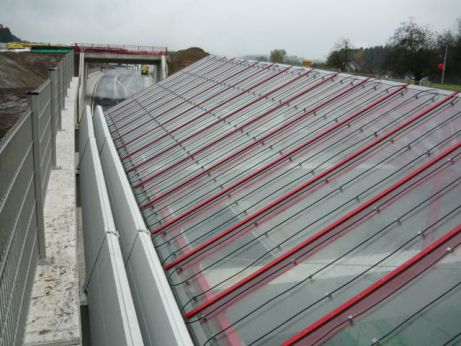 Gutter and Roof Heating