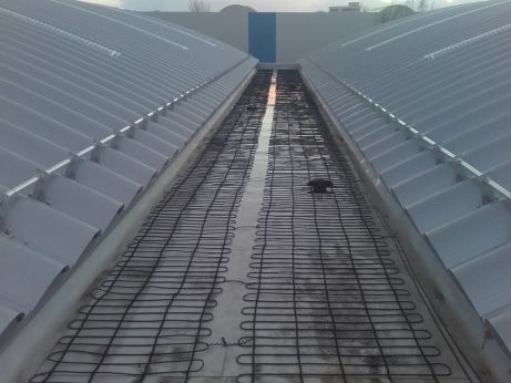 Roof Heating